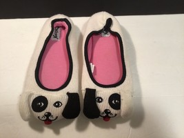 Nick & Nora Dog Slippers Small 5 6 EUC CUTE Youth Size - $13.99