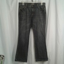 NY&Co 14 Platinum denim blue jeans boot cut - $18.00
