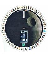 Star Wars 30th TAC SW TRU DEATH STAR promo LEGO PIN WHEEL NEW  - $24.99