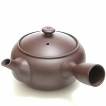 *Yokkaichi Yorozu old grilled teapot e408 Murasakidoro - $29.13