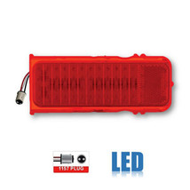68 Chevy Camaro RS Red LED Rear Tail Brake Turn Signal Park Light Lamp L... - $34.95
