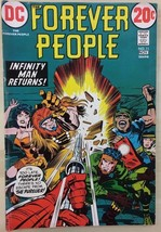 FOREVER PEOPLE #11 (1972) DC Comics VG+ - $9.89