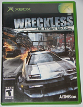 Xbox - RECKLESS The YaKuza Missions (Complete with Manual) - $10.00