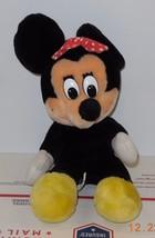 "Walt Disney World Exclusive Minnie Mouse 10"" plush toy - $14.03"