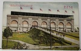 Minnesota State Fair Grounds Liberal Arts and Auto Building c1909 Postca... - $9.95