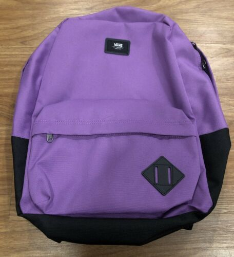 Primary image for Vans Off The Wall Old School 3 Backpack - Purple / Black