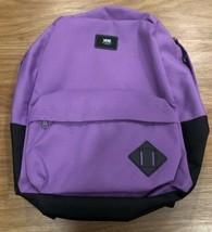 Vans Off The Wall Old School 3 Backpack - Purple / Black - $46.74