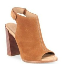 Michael Kors Collection Suede Slingback Sandals - $156.42