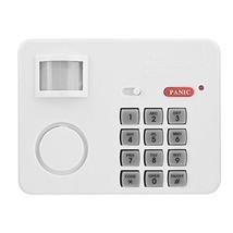 105DB Password Wireless Home Security Emergency Keypad Alarm Siren, Zero... - $19.69