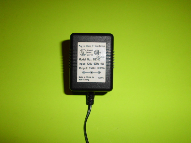 Hon Kwang D9300 plug in class 2 transformer and 50 similar items