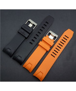 20mm . 22MM. RUBBER STRAP BUCKLE for omega band seamaster planet ocean - $29.99