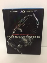 Robert Rodriguez Predators Bluray Free Shipping - $8.42
