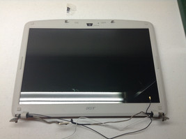 """Acer Aspire 5520-5147 15.4"""" Complete Screen Assembly with Webcam & 4 Screws - $33.63"""