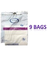 9 Hoover Type S Vacuum Cleaner Bags Futura Spectrum Windtunnel Bag - $8.86