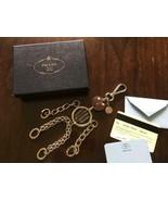 Prada Key Ring Keychain women's Accessories Keychain Japan F/S Used - $241.39