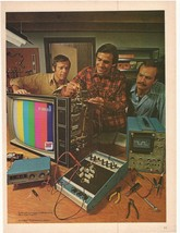 1975 Electro-Lab Advertisement - Bell & Howell Company - $16.00