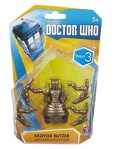 """Doctor Who 3.75"""" Action Figure Wave 3 - Skovox Blitzer Articulated - 057... - $7.02"""