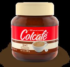Colcafe 3 en 1 Cafe Instantaneo  con crema y Azucar 6 oz. Instant Coffe Colombia - $10.00