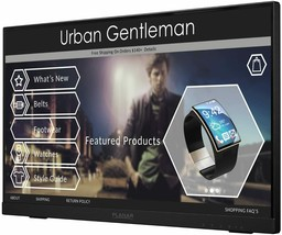 """Planar Helium PCT2235 Touch Screen 22"""" LED LCD Full HD Resolution Monitor with  - $227.99"""