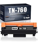 TN-760 Compatible TonerCartridge Replacement forBrother TN-760 Ink Car... - $59.22