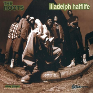Illadelph Halflife by The Roots Cd