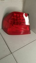 Driver Tail Light Sedan Canada Market Fits 09-11 BMW 323i 296863 - $89.10