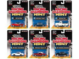 2017 Mint Release 2 Set B Set of 6 Cars 1:64 Diecast Model Cars - $66.46+