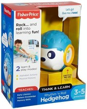 Fisher Price Rhythm 'n Roll Hedgehog - FGP52 - NEW - $34.42