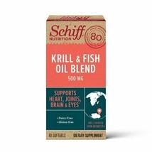 Omega-3 Fish Oil High Absorption Antarctic Krill Oil Blend 500mg Softgel... - $26.72