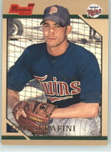 1996 Bowman #139 Dan Serafini NM Near Mint Twins - $0.75