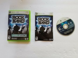 Rock Band (Microsoft Xbox 360, 2007) - $7.93