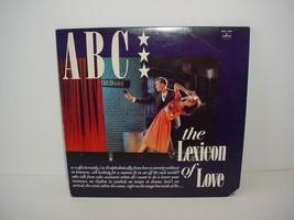 ABC The Lexicon of Love Record Lp Album Vinyl 33 rpm - $19.70