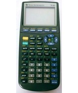 Texas Instruments TI-83 Graphing Calculator With Cover Tested Working - $40.03
