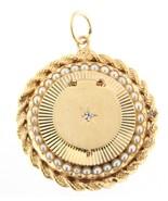 Women's 14kt Yellow Gold Pendant - $999.00