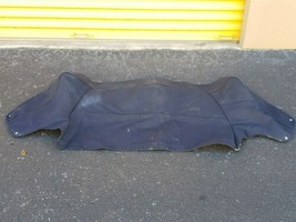 89-93 Jaguar XJS XJ-S Convertible Top Boot Canvas Cover - BLUE