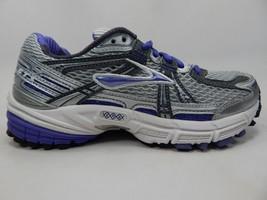 Brooks GTS 11 Size 6 M (B) EU 36.5 Women's Running Shoes Grey Purple 1200821B593