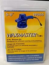 """Waxmaster by Wilton 5-6"""" 4 Piece Bonnet Kit W555 - $1.98"""