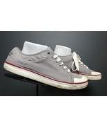 Men's Teva S/N1002348 Slate Grey Canvas Casual Cool Sneaker Sz. 10M MINTY! - $31.56