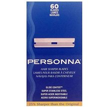Personna Hair Shaper Blades, 60 Count image 3