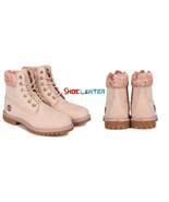 """Timberland Women's Premium 6"""" Inch Waterproof Boot Lt Pink Nubuck Velvet... - $118.89"""