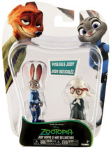 Disney Zootropolis Movie - Character Packs - Judy Hopps & May Bellwether - 70002 - $10.15
