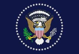 PRESIDENTS SEAL W EAGLE 3X5 FLAG FL105 banner NEW w grommets political f... - $6.27