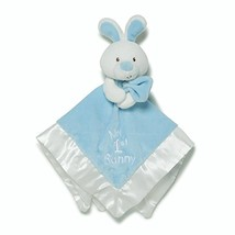 "GUND Baby Lovey Plush Stuffed Animal Blanket, Blue My 1st Bunny Easter, 12"" - $14.00"