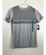 Champion Boys White/Twisted Silverstn T-Shirt - $8.99