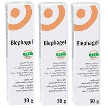 Thea Blephagel Preservative Free Hygiene Eyelids Eyelashes Cleansing Gel... - $31.75