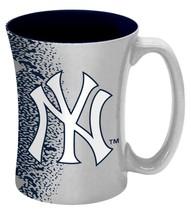 New York Yankees Coffee Mug - 14 oz Mocha**Free Shipping** - $21.20