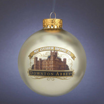 """My Other Home is "" Downtown Abbey Christmas Ornament  By Kurt Adler-Hol... - $11.34"