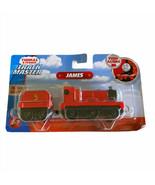 Thomas & Friends Track Master Push Along James Metal Engine Fisher Price... - $15.18