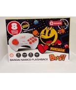 NEW SEALED Bandai Namco Flashback 8 Games PacMan Dig Dug Xevious Galaga +4 - $13.99