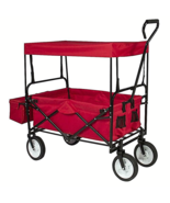 Multipurpose Portable Carry Cart Patio transportation Utility Rolling Wa... - $79.95